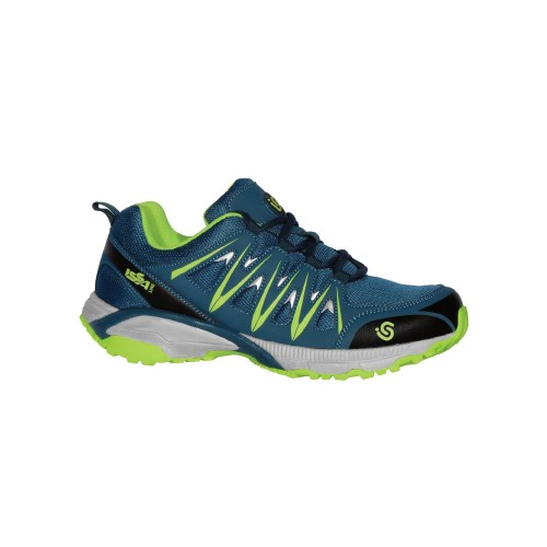 Issa Men's Shoes AIRY Blue/Green
