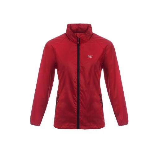 Mac in a Sac Rain Jacket ORIGIN Red
