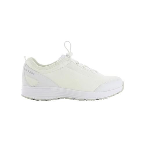 Oxypas Women's Professional Shoes MAUD OB SRA White