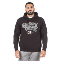 Russell Athletic Hooded Sweatshirt ALABAMA STATE A0-014-2-099 Black