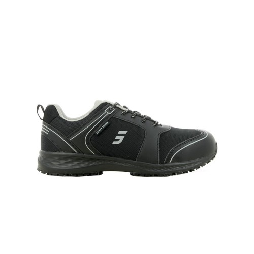 Safety Jogger Safety Shoes Steel Toe Cap BALTO S1 SRC Black