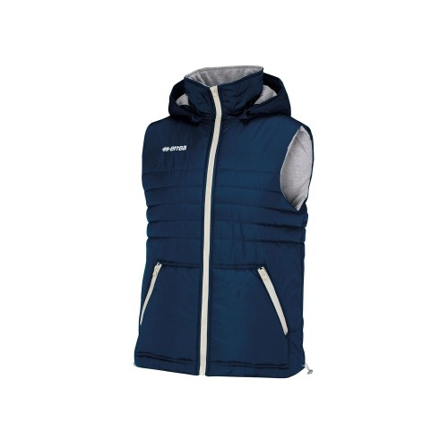 Errea Sleeveless Jacket HYBRID Navy