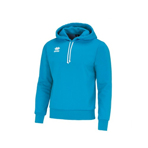 Errea Hooded Sweatshirt JONAS Cyan