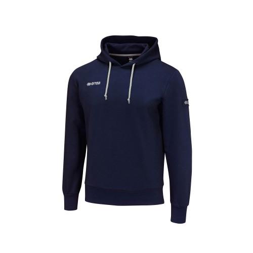 Errea Hooded Sweatshirt WARREN Navy