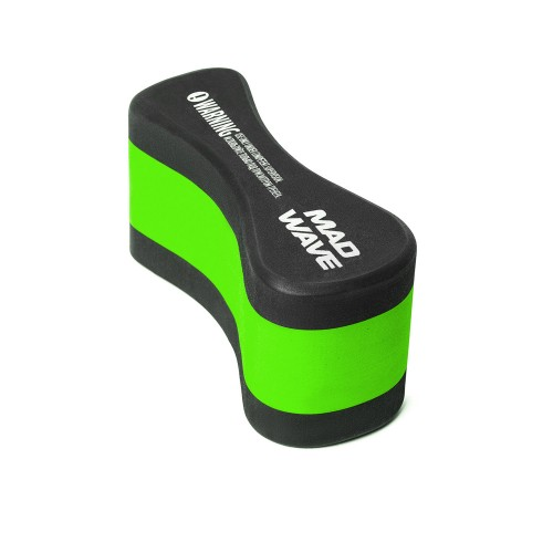Mad Wave PULL BUOY EXT Black/Green